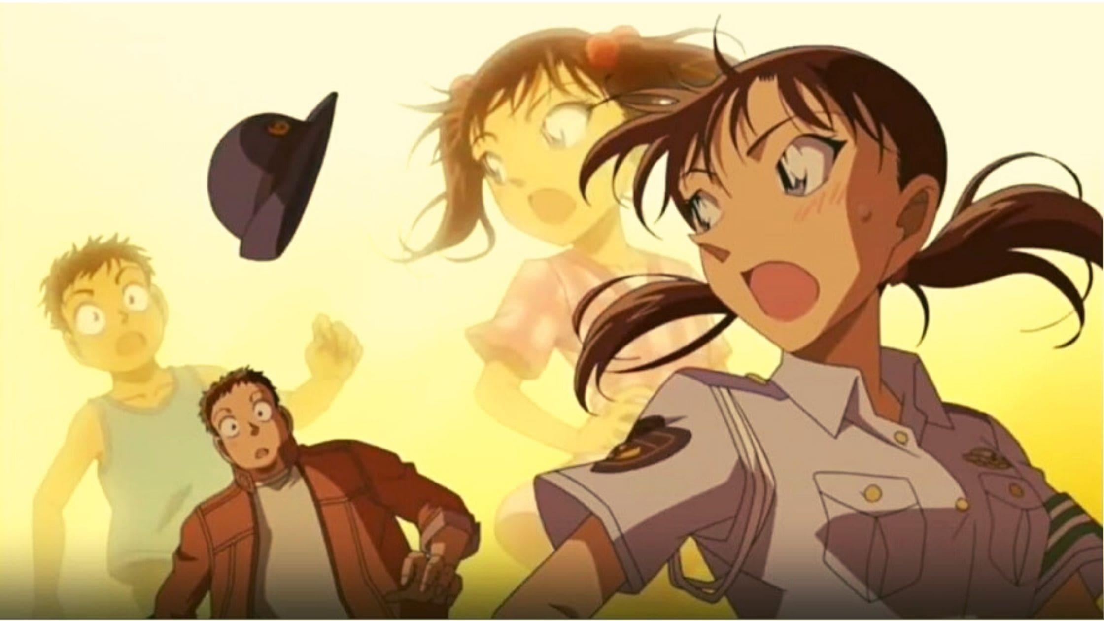 千葉刑事と三池苗子の画像